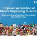 Silgan to acquire Albea's dispensing business for $900 million